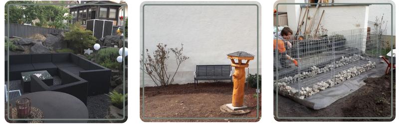 Gartenbau Koblenz: Wir legen für Sie Terrassen und SItzplätze an.
